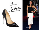 Olivia Munn's Christian Louboutin 'So Kate' Pumps