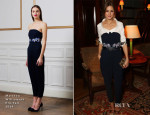 Olivia Palermo In Matthew Williamson - Creative London Party