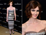 Paz Vega In Georges Hobeika -  100th Anniversary Celebration Of 'The Tramp' Screening & Dinner
