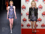 Peaches Geldof In Julien Macdonald & J Brand - NME Awards 2014