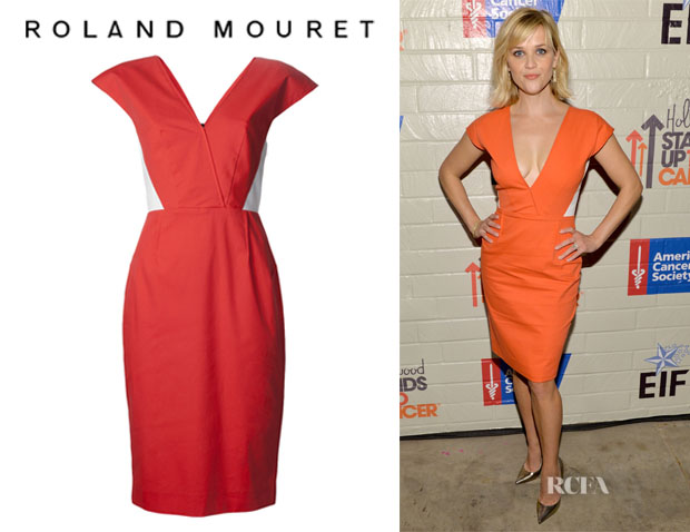 Reese Witherspoon's Roland Mouret 'Indus' Dress