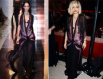 Rita Ora In Gucci - The Weinstein Company's Post-BAFTA Party