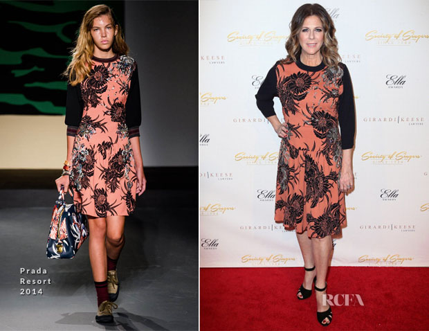 Rita Wilson In Prada - 21st Annual ELLA Awards