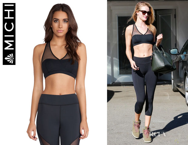 Rosie Huntington-Whiteley's Michi by Michelle Watson 'Ascent' Bra