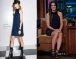 Sandra Bullock In Gucci - The Tonight Show with Jay Leno