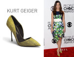 Sandra Bullock's Kurt Geiger London 'Bond' Pumps