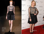 Sarah Paulson In Alberta Ferretti - 'In Secret' LA Premiere