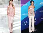 Selena Gomez In Antonio Berardi - united4:humanity