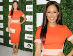 Tamera Mowry In Victoria Beckham - 7th Annual ESSENCE Black Women In Hollywood Luncheon