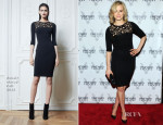 Taylor Schilling In Zuhair Murad  - The 2014 Vineyard Theatre Gala