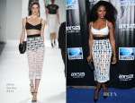 Tika Sumpter In Milly - DirecTV Super Saturday Night