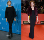 Uma Thurman In Chanel & Dolce & Gabbana - 'Nymphomaniac' Berlin Film Festival Photocall and Premiere