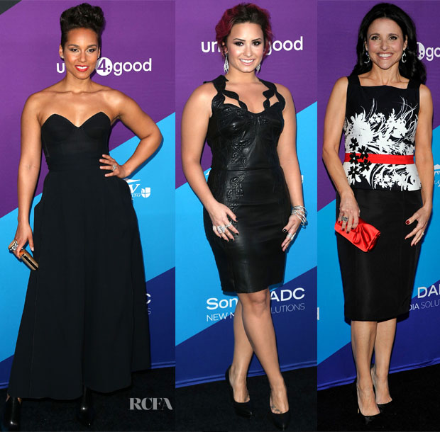 Unite4 humanity Red Carpet Roundup