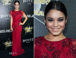 Vanessa Hudgens In Jenny Packham -  7th Annual Hollywood Domino and Bovet 1822 Gala