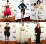 Who Was Your Best Dressed At The Elle Style Awards?