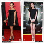 Who Wore Balenciaga Better...Zoe Kravitz or Ni Ni?