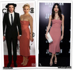 Who Wore Burberry Prorsum Better...Sienna Miller or Gemma Chan?
