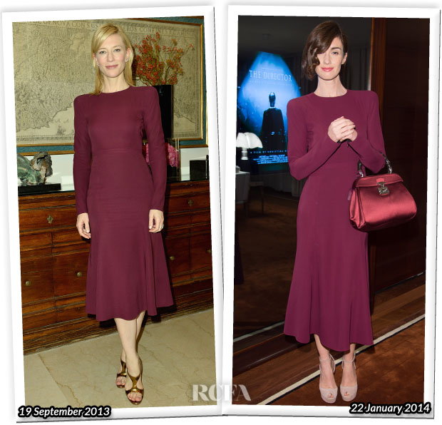 Who Wore Gucci Better Cate Blanchett or Paz Vega