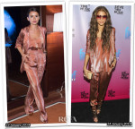 Who Wore Gucci Better...Miroslava Duma or Zendaya Coleman?