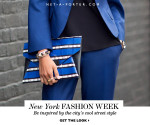 Be Inspired: New York Fashion Week