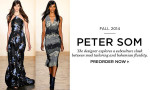 Pre-Order Peter Som Fall 2014 From Moda Operandi Now