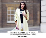 Be Inspired: London Fashion Week