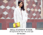 Be Inspired: Milan Fashion Week