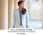 Be Inspired: Paris Fashion Week