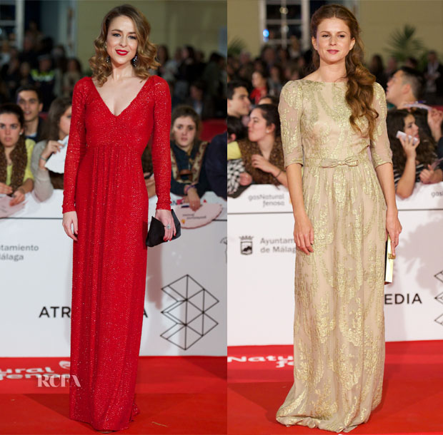 17th Malaga Film Festival 2014 Opening Ceremony Red Carpet Roundup3