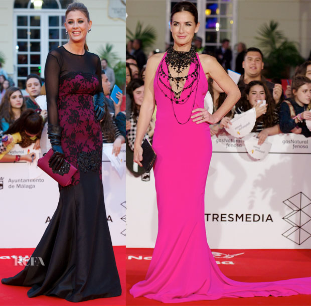 17th Malaga Film Festival 2014 Opening Ceremony Red Carpet Roundup5