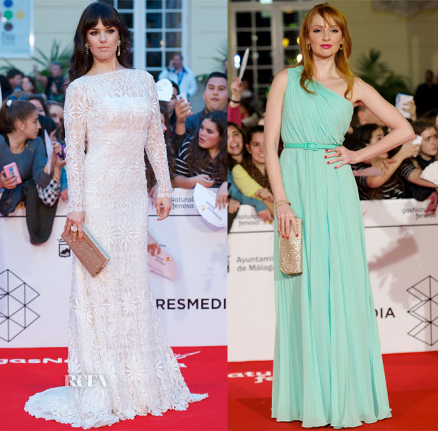 17th Malaga Film Festival 2014 Opening Ceremony Red Carpet Roundup6