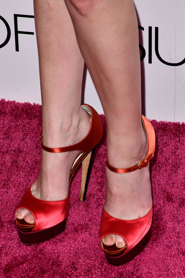Anna Kendrick's Brian Atwood 'Tribeca' sandals