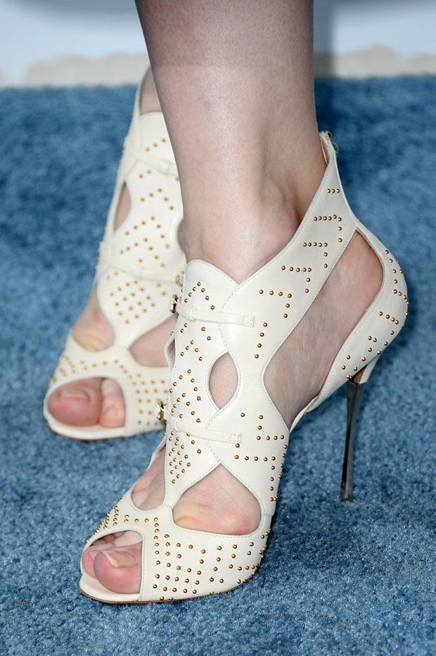 Cate Blanchett's Nicholas Kirkwood sandals