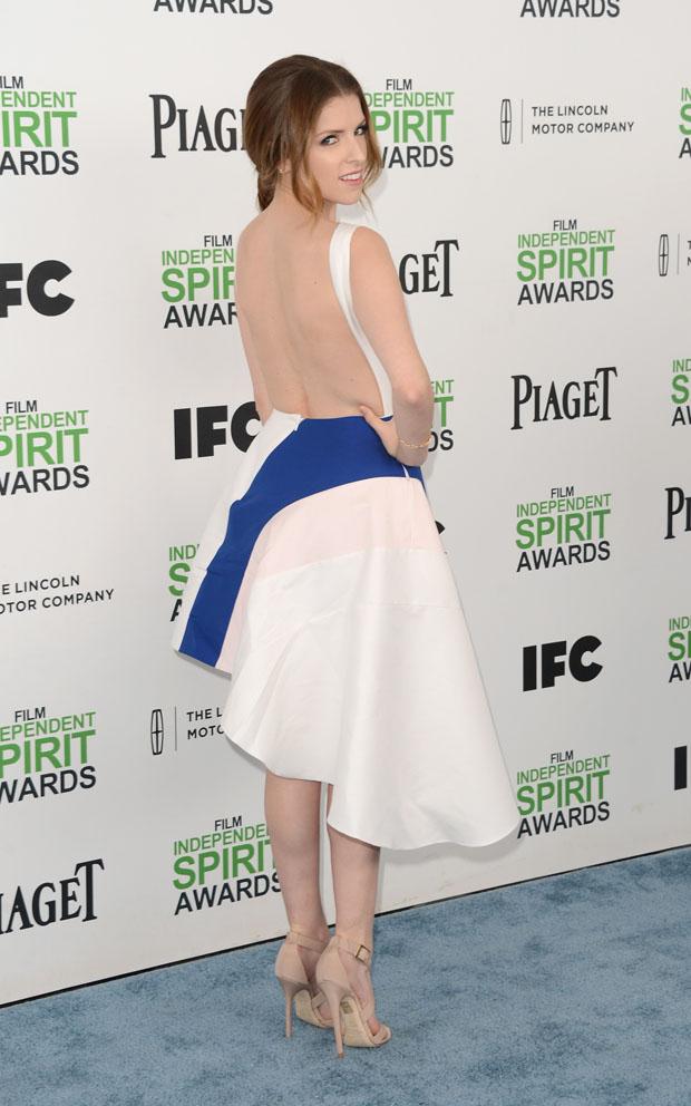 Anna Kendrick in Dior