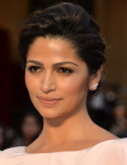 Get The Look: Camila Alves' Classic Look at the Oscars 2014