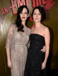 Eva Green in Elie Saab Couture and Lena Headey in Dolce & Gabbana