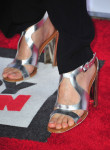 Lake Bell's Stella McCartney sandals