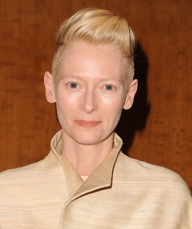 Tilda Swinton in Valentino Couture