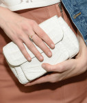 Mandy Moore's Nancy Gonzalez clutch