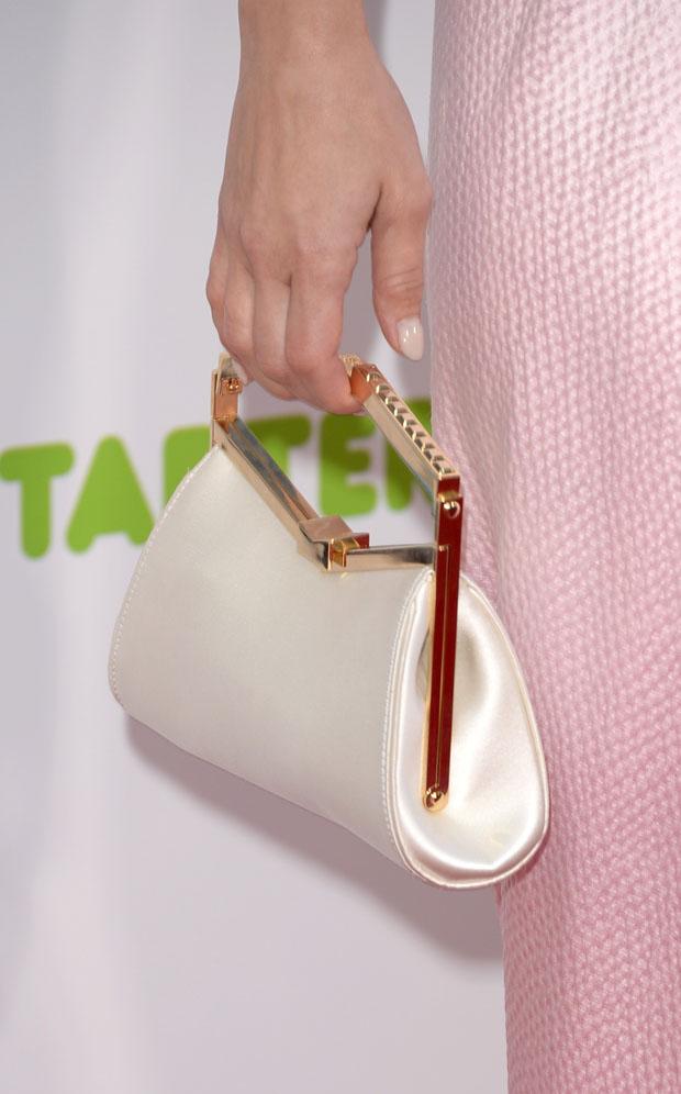 Kristen Bell's J. Mendel 'Minuit' clutch