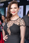 Hayley Atwell in Temperley London