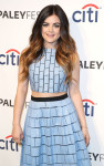 Lucy Hale in Tibi