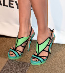 Maggie Grace's Burak Uyan shoes