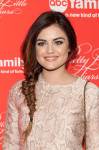 Lucy Hale in Stella McCartney