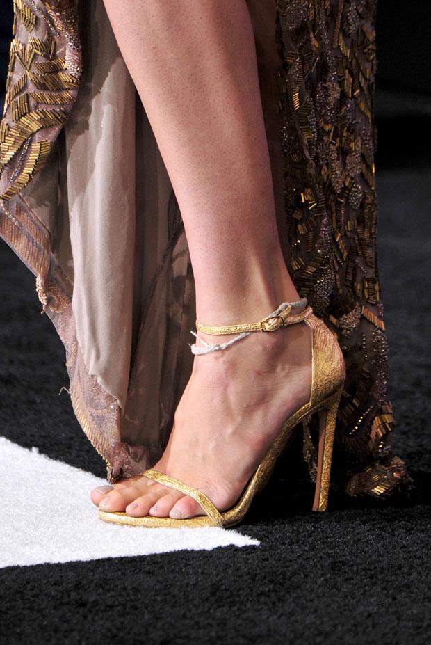 Shailene Woodley Divergent La Premiere Red Carpet