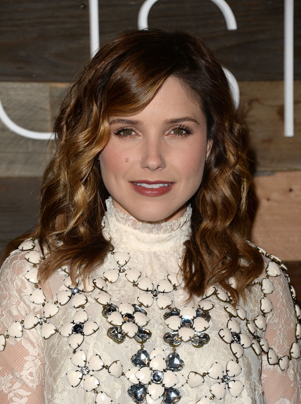 Sophia Bush in H&M Conscious Collection