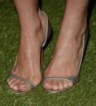 Camilla Belle's Christian Louboutin 'Toboggan' sandals