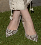 Kate Mara's pumps