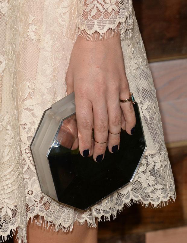 Sophia Bush's Rauwolf clutch