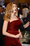 Scarlett Johansson in Vivienne Westwood Red Label